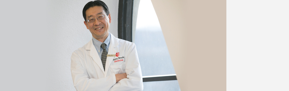 An interview with physician-scientist, pioneer, mentor and Director of Stony Brook University's Neurosciences Institute