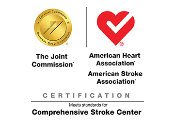 TJC Comprehensive Stroke Certification