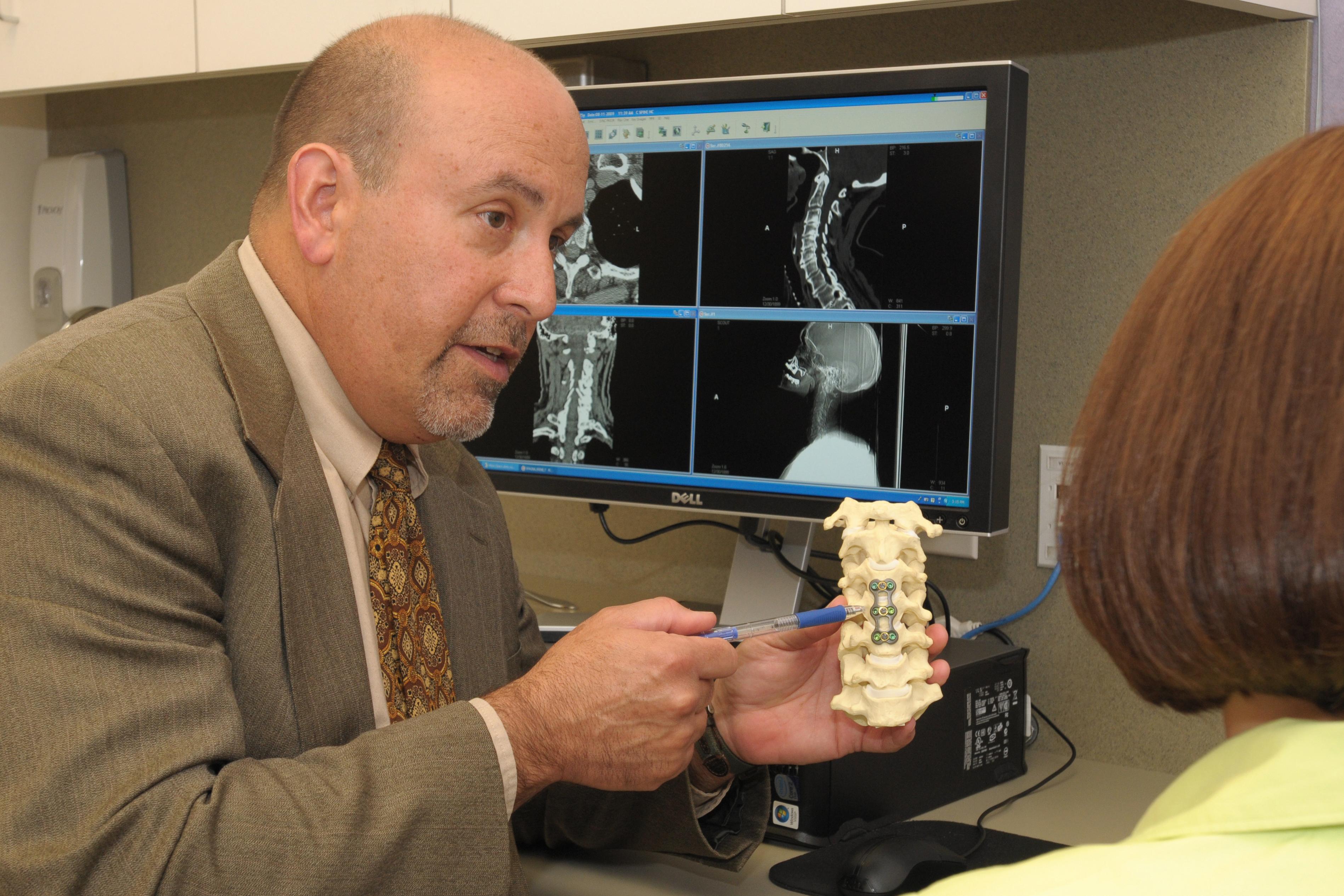 Neurosurgery Spine Center   Stony Brook Neurosciences Institute
